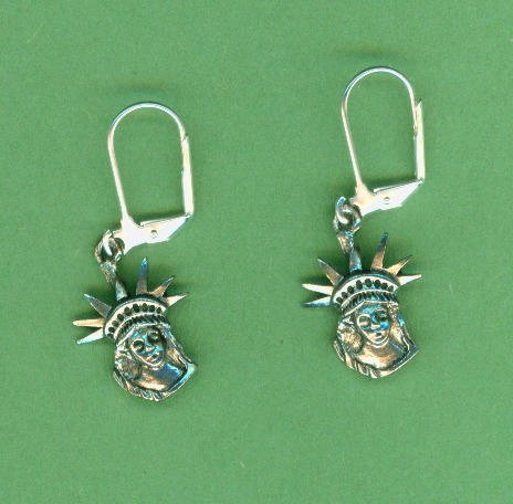 Miss Liberty Earrings