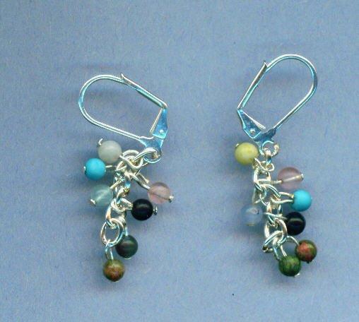 Wild Berry Earrings