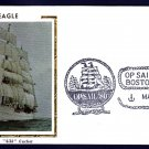 USCGC EAGLE OPSAIL 1980 Boston Naval Cover