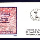 Oiler USS KAWISHIWI AO-146 Pearl Harbor Day BECK #B696 Cachet Naval Cover