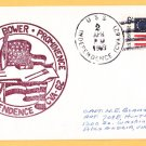 USS INDEPENDENCE CVA-62 Naval Cover