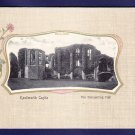KENILWORTH CASTLE United Kingdom Postcard
