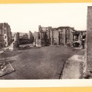 RPPC KENILWORTH CASTLE United Kingdom Postcard