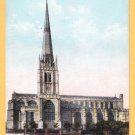 ST. GEORGE'S CHURCH, Stockport United Kingdom Postcard