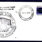 Polar Cover USNS McGRAW T-AK-241 1963 Arctic Operations