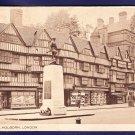 OLD HOUSE HOLBORN LONDON United Kingdom Postcard