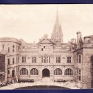 ORIEL COLLEGE OXFORD United Kingdom Postcard