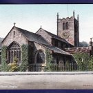BINGLEY PARRISH CHURCH United Kingdom Postcard