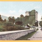 ROSS CASTLE KILLARNEY Ireland Posctard