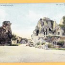 KNARESBOROUGH CASTLE United Kingdom Postcard