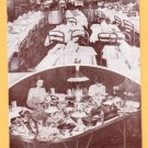 WIVEL SCANDANAVIAN RESTAURANT New York City Postcard