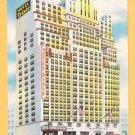 HOTEL DIXIE New York City Postcard