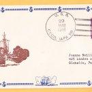 USS CECIL APA-96 1946 Naval Cover
