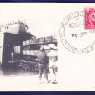 USS LST-7 1946 Naval Cover MHcachets ONLY 1 MADE