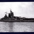 USS NEW MEXICO BB-40 Battleship Navy Ship Postcard
