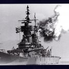 USS NEW JERSEY BB-62 Battleship Navy Ship Postcard