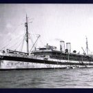 USS COMFORT AH-3 Navy Hospital Ship Postcard