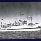 USS HAVEN AH-12 Navy Hospital Ship Postcard
