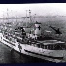 USS CONSOLATION AH-15 Navy Hospital Ship Postcard