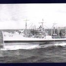 USS CIMARRON AO-22 Fleet Oiler Navy Ship Postcard