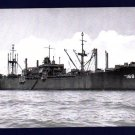 USS GAGE APA-168 Amphibious Attack Transport Ship Postcard