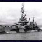 USS SALT LAKE CITY CA-25 Cruiser Navy Ship Postcard