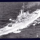 USS SALEM CA-139 Cruiser Navy Ship Postcard