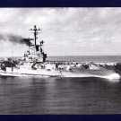 USS BENNINGTON CVS-20 Aircraft Carrier Navy Ship Postcard