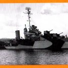 USS DALE DD-353 Destroyer Navy Ship Postcard