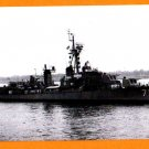 USS JOHN R. PIERCE DD-753 Destroyer Navy Ship Postcard