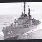 USS PERKINS DDR-877 Destroyer Navy Ship Postcard