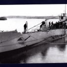 USS S-22 (SS-127) Submarine Navy Ship Postcard