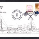 USS HALE DD-133 Anniversary Naval Cover