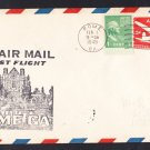 Rome GA to Atlanta GA 1949 First Flight Cover