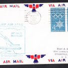 AM20 Seattle WA to Fairbanks AK 1960 First Flight Cover