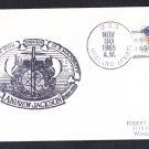USS ANDREW JACKSON SSBN-618 1965 Naval Submarine Cover