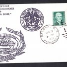 USC & GS Ship DISCOVERER Balboa Canal Zone Naval Cover