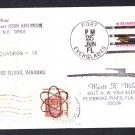 USS SIMON BOLIVAR SSBN-641 Bahamas to Port Everglades Naval Submarine Cover