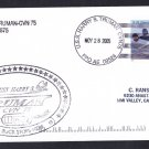 USS HARRY S. TRUMAN CVN-75 Ship's Cachet Naval Cover