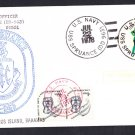 USS SPRUANCE DD-963 Andros Island Bahamas Naval Cover