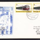 USS BLUEFISH SSN-675 Visit to Bremerhaven Germany Naval Submarine Cover