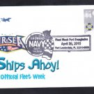 AIR & SEA SHOW Broward Navy Days FLEET WEEK PORT EVERGLADES FL Naval Cover
