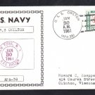 Attack Transport USS CHILTON APA-38 Naval Cover