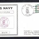 Attack Transport USS CHILTON APA-38 Naval Cover