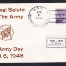 Destroyer Tender USS GRAND CANYON AD-28 ARMY DAY 1948 Naval Cover