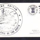 US Coast Guard Icebreaker USCGC EDISTO WAGB-284 1966 Polar Naval Cover