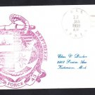 USS ARNEB AKA-56 1959 OPERATION DEEP FREEZE Polar Naval Cover