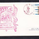 Minesweeper USS BOBOLINK AM-20 Independence Day 1934 Naval Cover