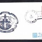 Ballistic Missile Submarine USS ANDREW JACKSON SSBN-619 Charleston Naval Cover