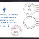 Ammunition Ship USS DIAMOND HEAD AE-19 LDPS Naval Cover